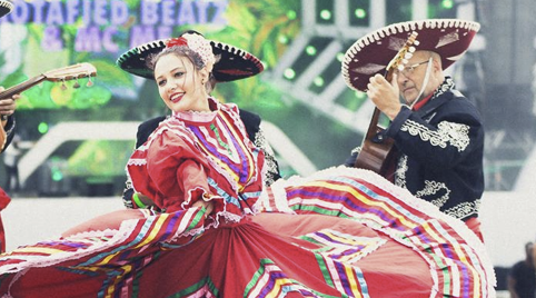 Mexicaans muziek dans entertainment decoratie en catering